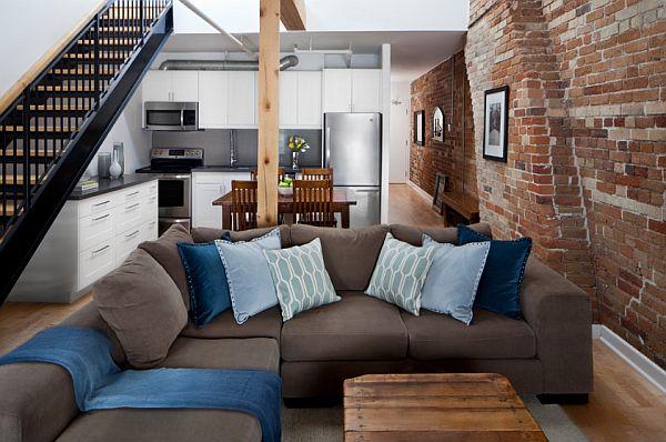 Two storey penthouse loft – toronto