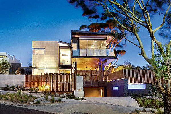 Contemporary Sustainable Home in Melbourne 1