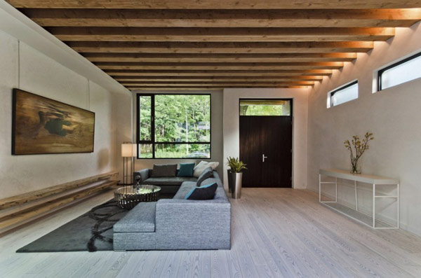Sustainable Residence in Montreal 2