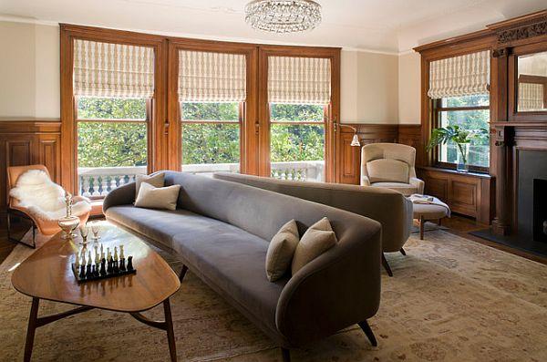 Vladimir Kagan Fifth Avenue sofa