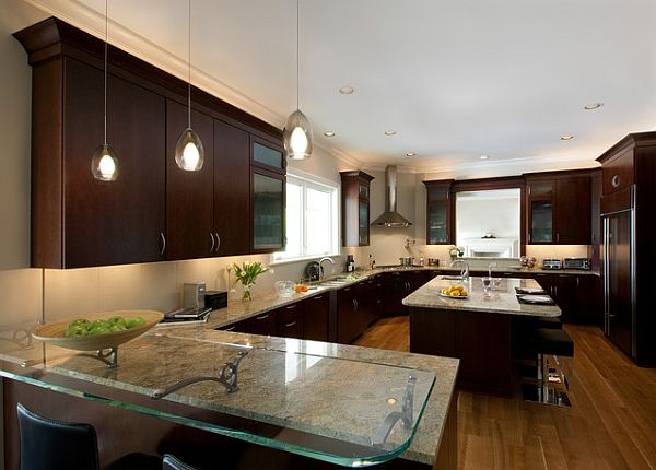 Elegant under cabinets lighting for your kitchen