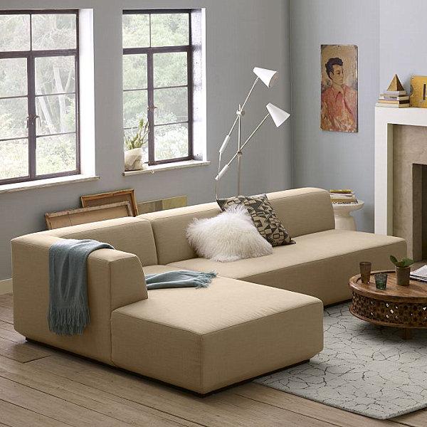 Sectional sofa seating