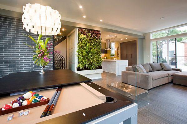 ultra modern relaxing room