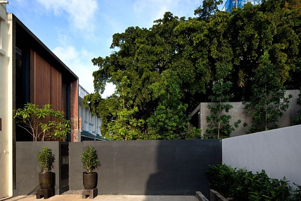 Lucky Shophouse by CHANG Architects 2