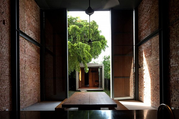 Lucky Shophouse by CHANG Architects 7