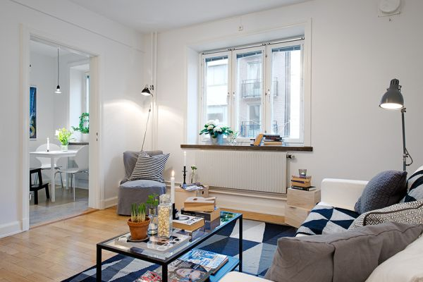 apartment swedish style