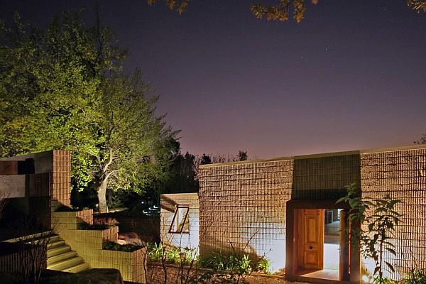 concrete tile exterior home