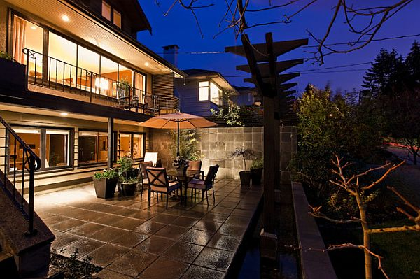 Stamped concrete flooring for your outdoor patio