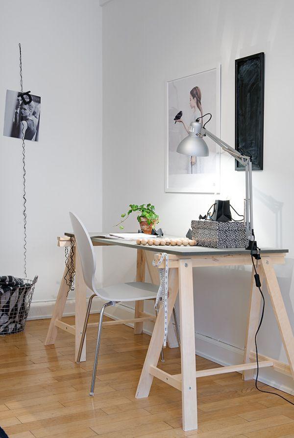 swedish interior design - apartment