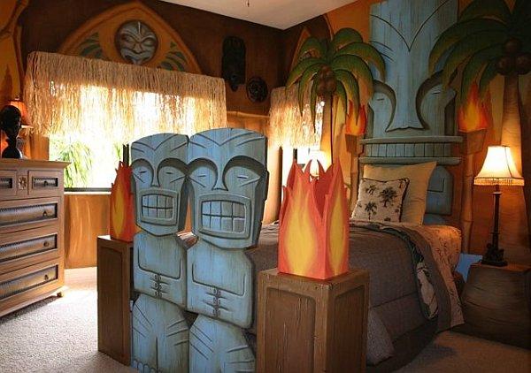 Disney-inspired kids bedroom
