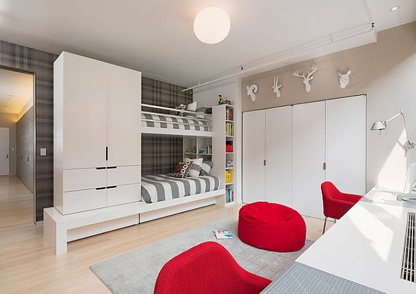 Kids bedroom furniture that is elegant and modern