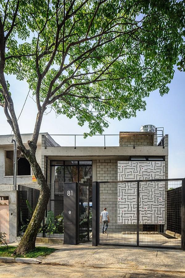 maracana house – sao paulo 1
