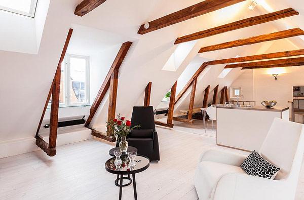 modern apartment in Stockholm – gamla stan