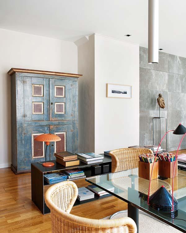 revamped apartment furniture