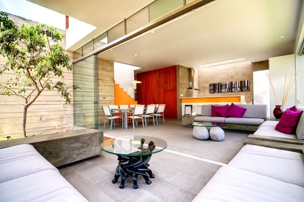 stylish home design – Lima, Peru