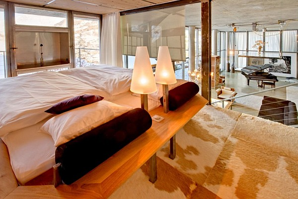 swiss living – bedroom design