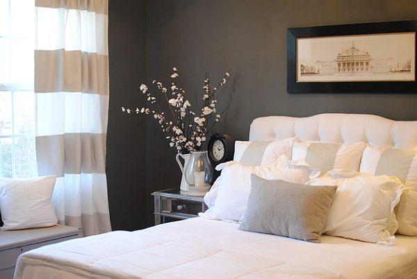 white asian flowers for the bedroom