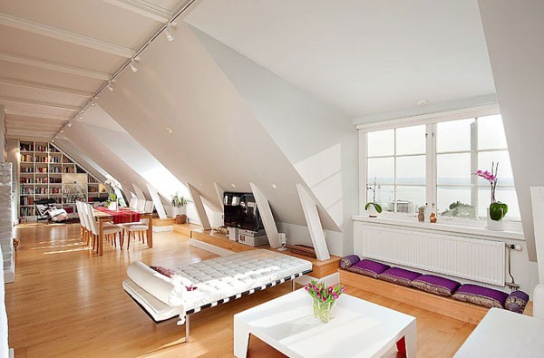 Barcelona daybed in modern interiors (1)