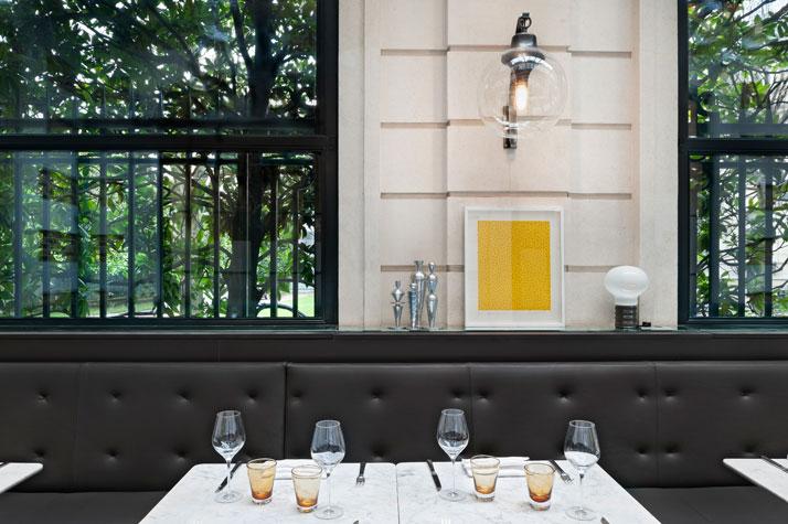 Café Artcurial Restaurant – Paris 8