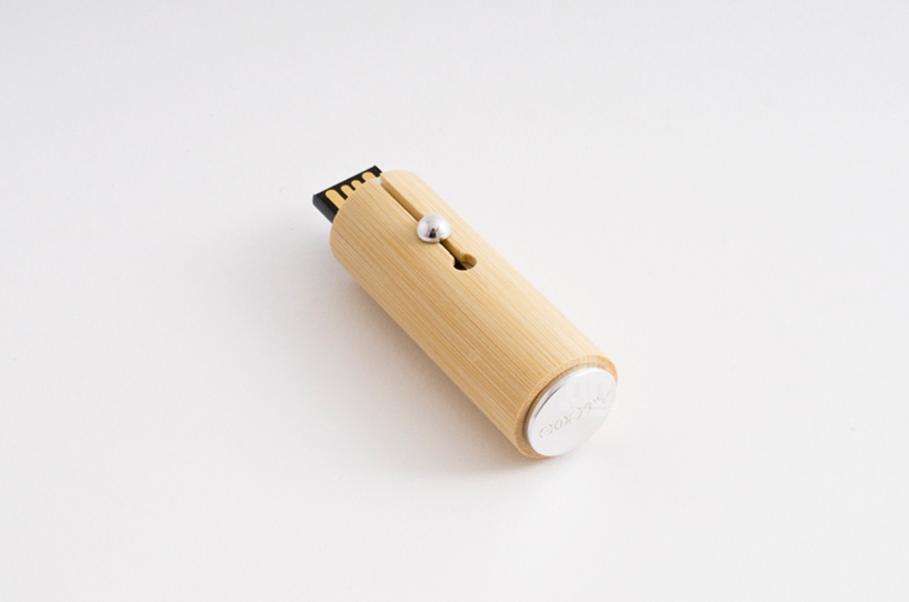 bamaboo usb sticks