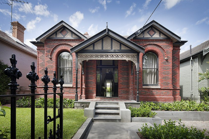victorian house