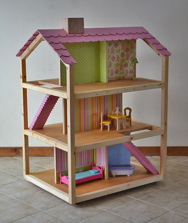 DIY Dream Dollhouse