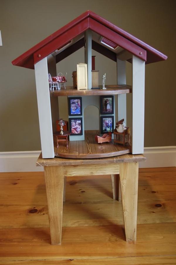 DIY Modern Dollhouse 1