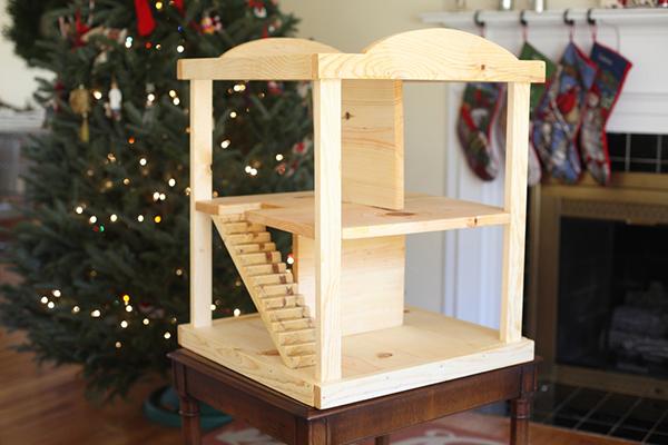 DIY Modern Dollhouse 2