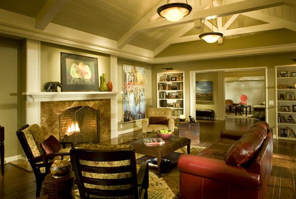 Lighting Design Randall Whitehead Living Room2