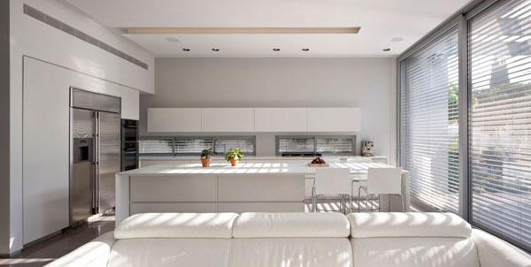 Modern White kitchen (10)
