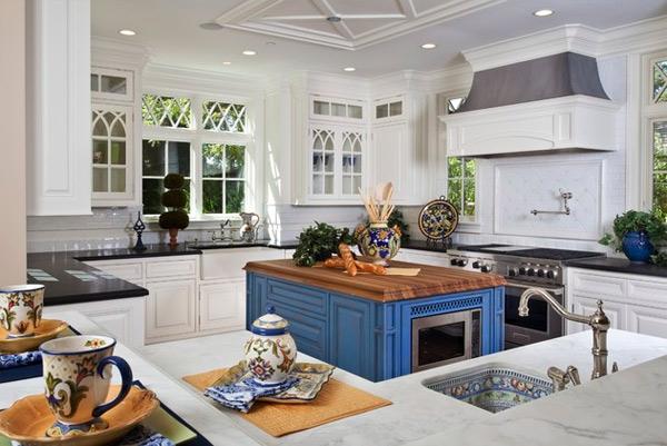 Modern White kitchen (3)