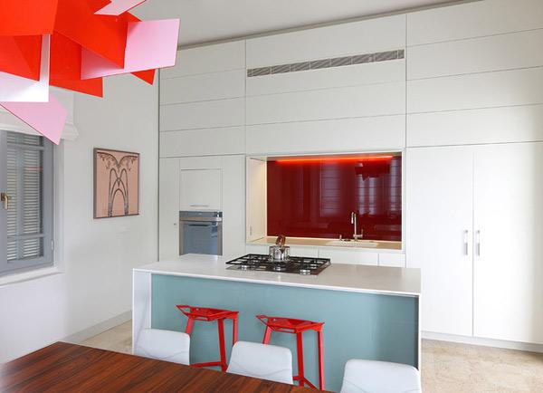 Modern White kitchen (4)