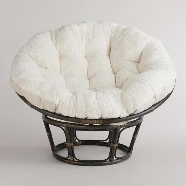Papasan Chairs (4)