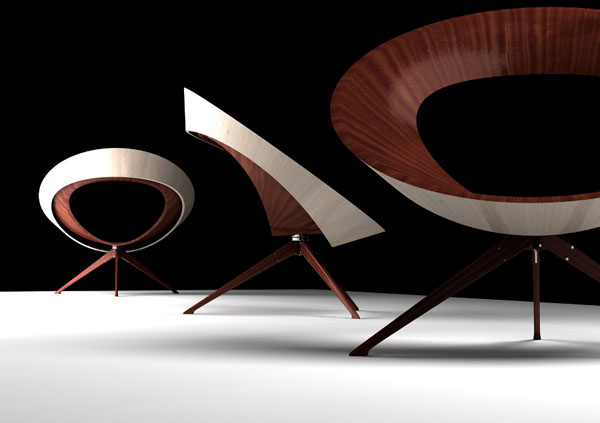Papasan Chairs (9)