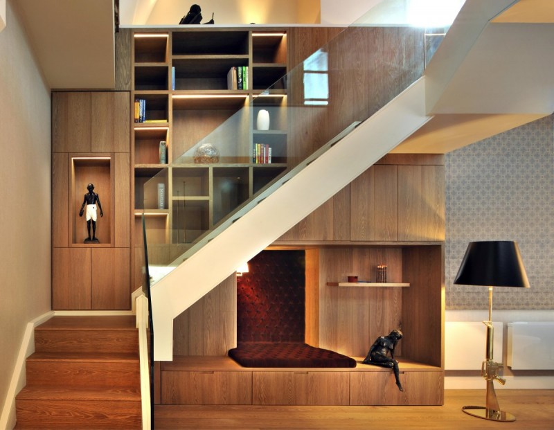 wooden furniture in st pancras