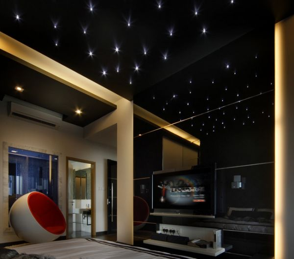 Add some stars to your bedroom!