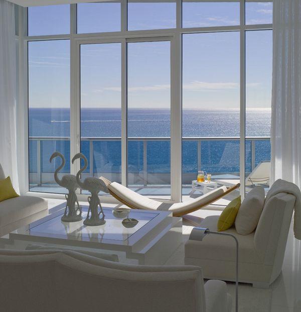 Gorgeous hammock with a twist of modern minimalism