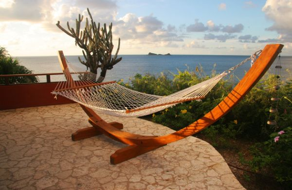 Right support is never an issue with this fabulous hammock