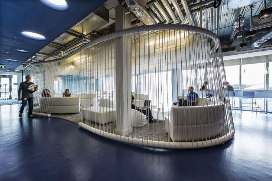 Redefining personal and interactive areas