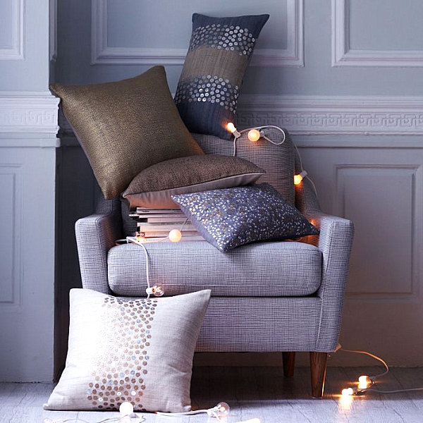 Gorgeous pillow finds from West Elm