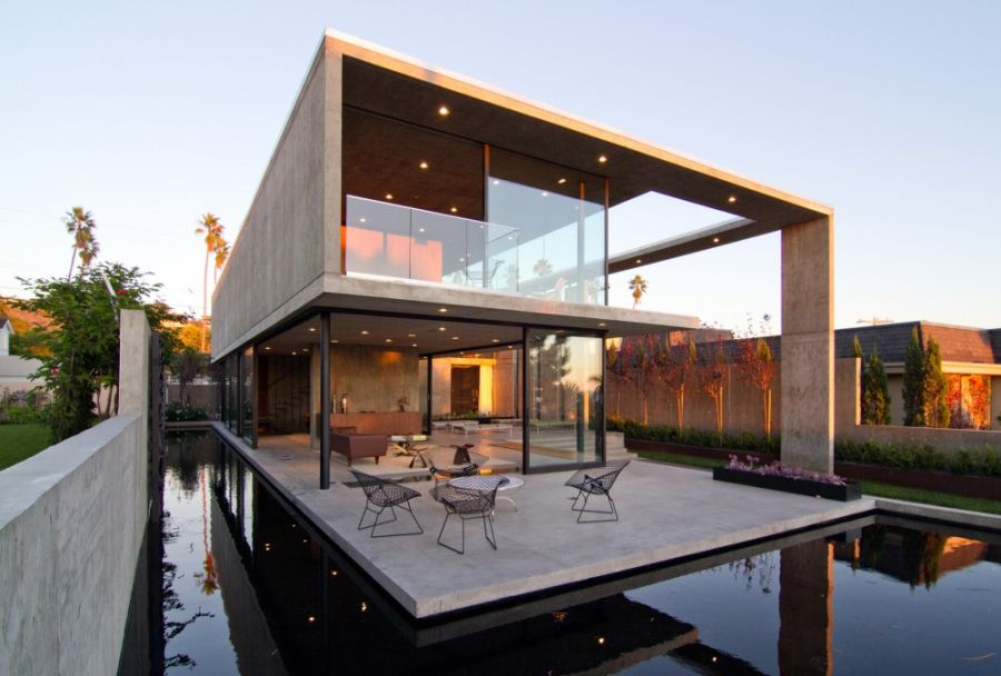 The Cresta Residence in San Diego, California