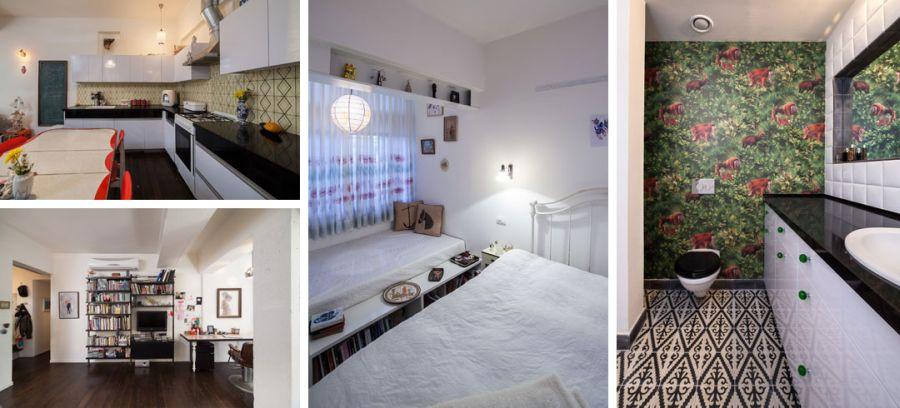 A look inside the stylish Tel Aviv apartment
