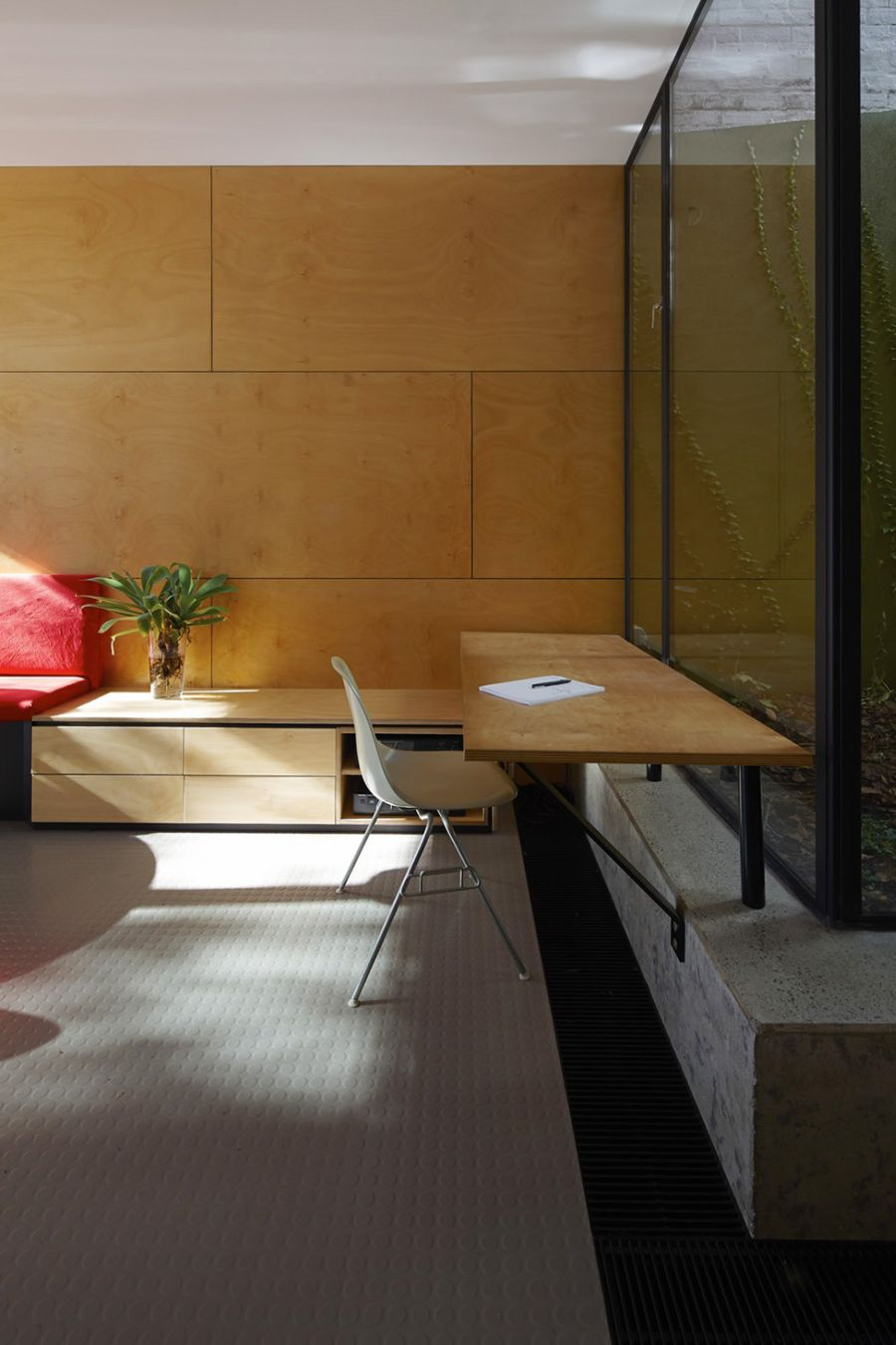 Smart home work station idea
