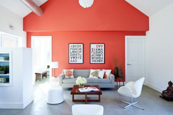 Iconic Swan chair adds a bit of class to the room