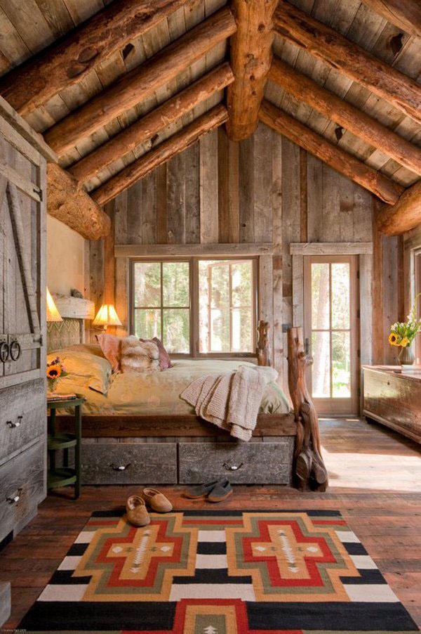 Rustic Bedrooms Decoist (1)