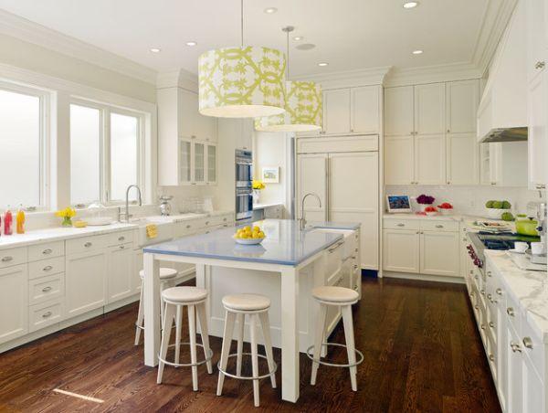 smart kitchen island design idea