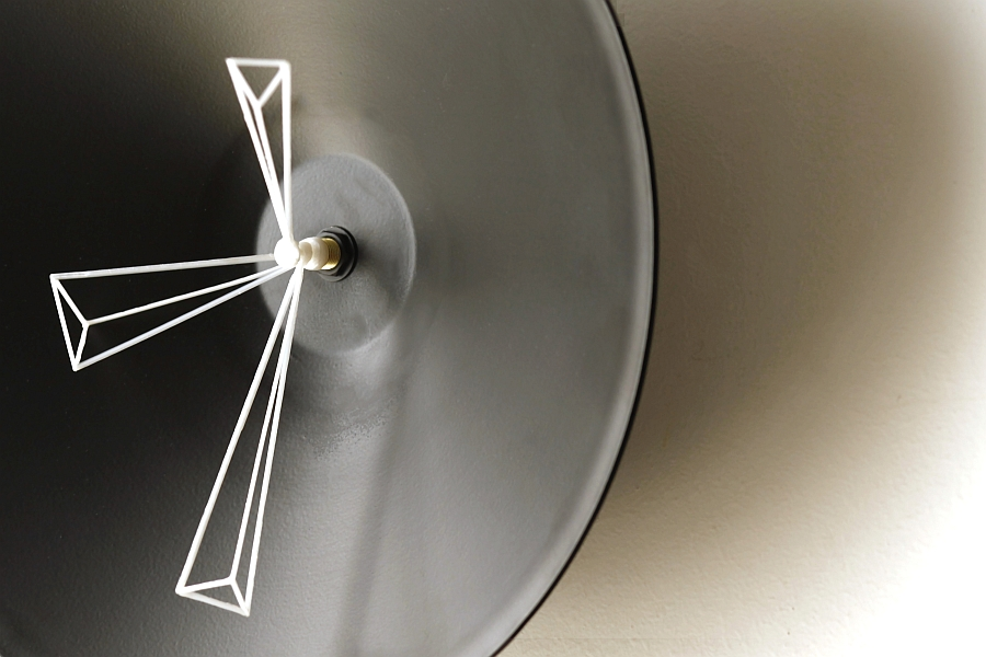 Anstract modern clock designs