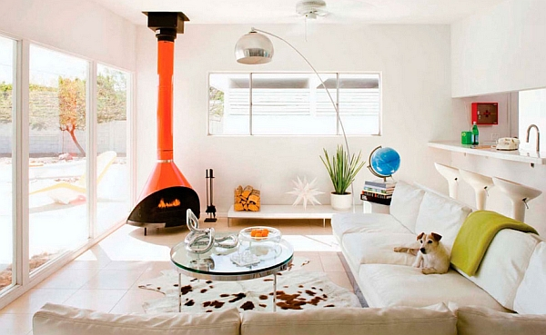 Retro additions look great even in contemporary settings