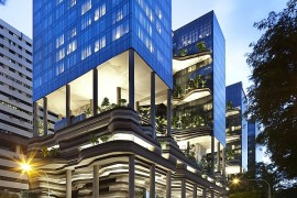 Breathtaking Green Hotel In Singapore Showcases Sustainable Architecture