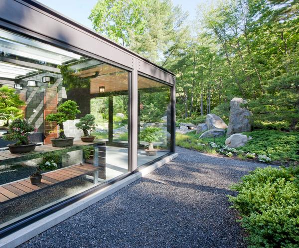 Modern Green house garden 2